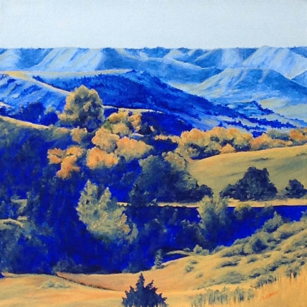 Cottonwood Coulee by Sandy Jomini at Caramel Cookie Waffles